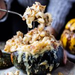 Baked Squash Mac and Cheese.