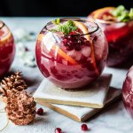 Pomegranate Ginger Paloma.