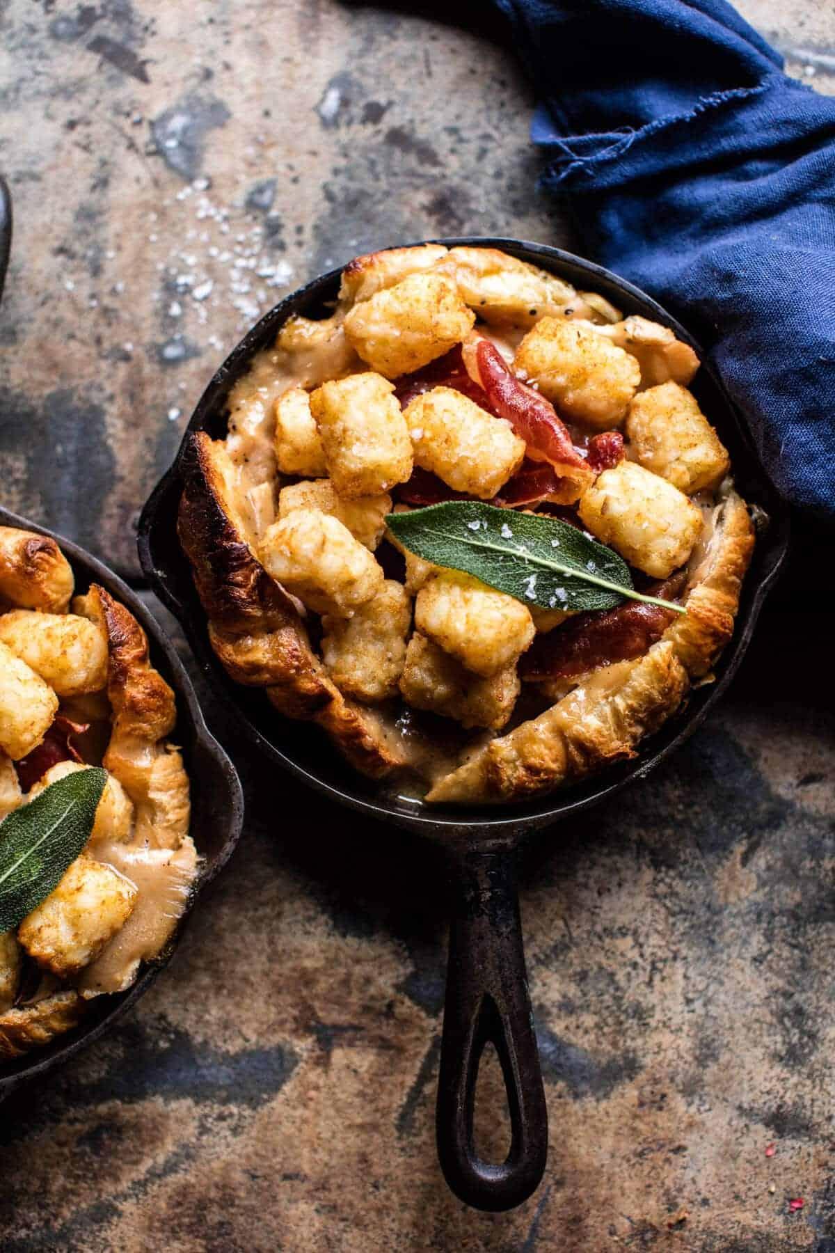 Thanksgiving Turkey Hot Dish | halfbakedharvest.com @hbharvest