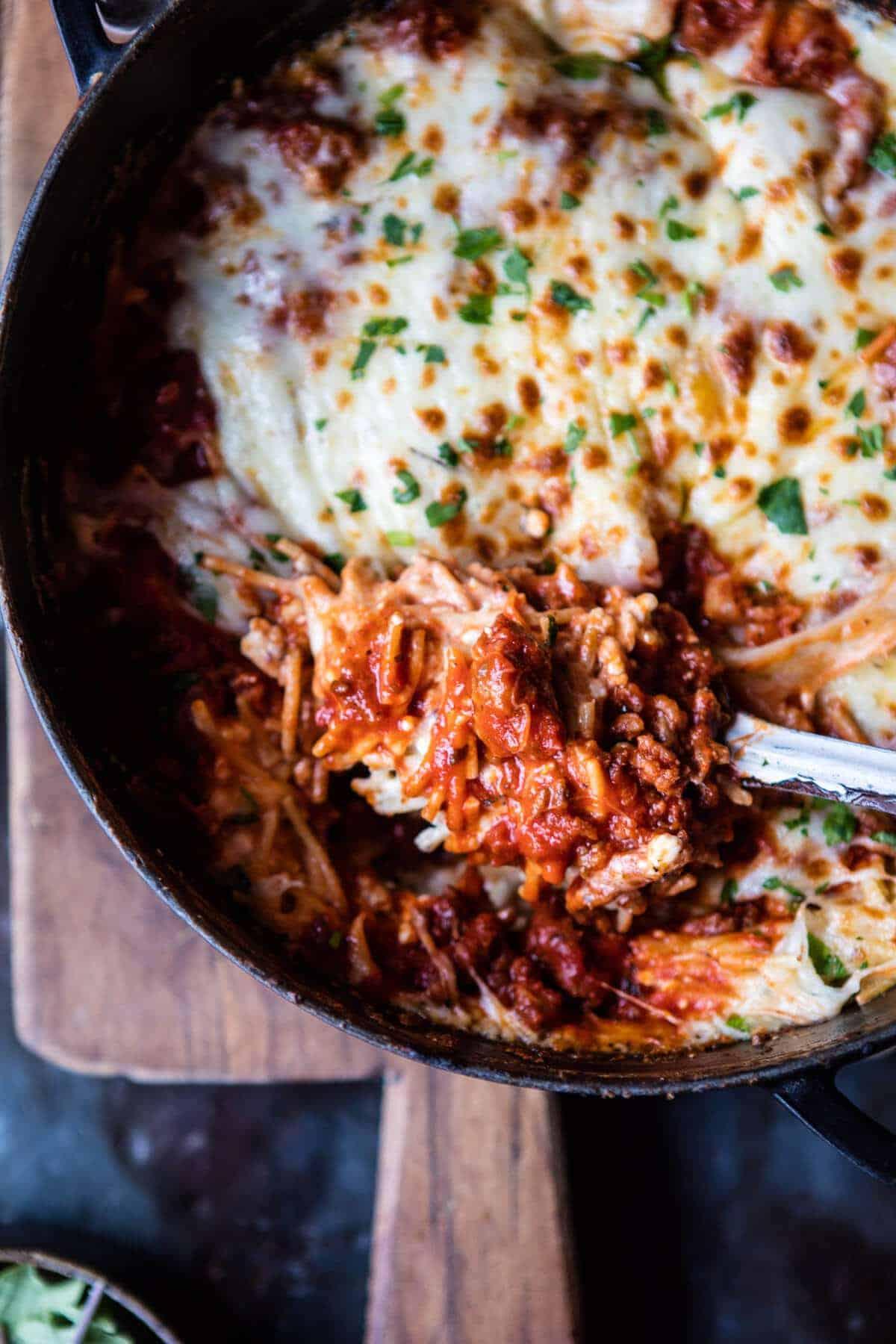Million-Dollar Spaghetti | halfbakedharvest.com @hbharvest