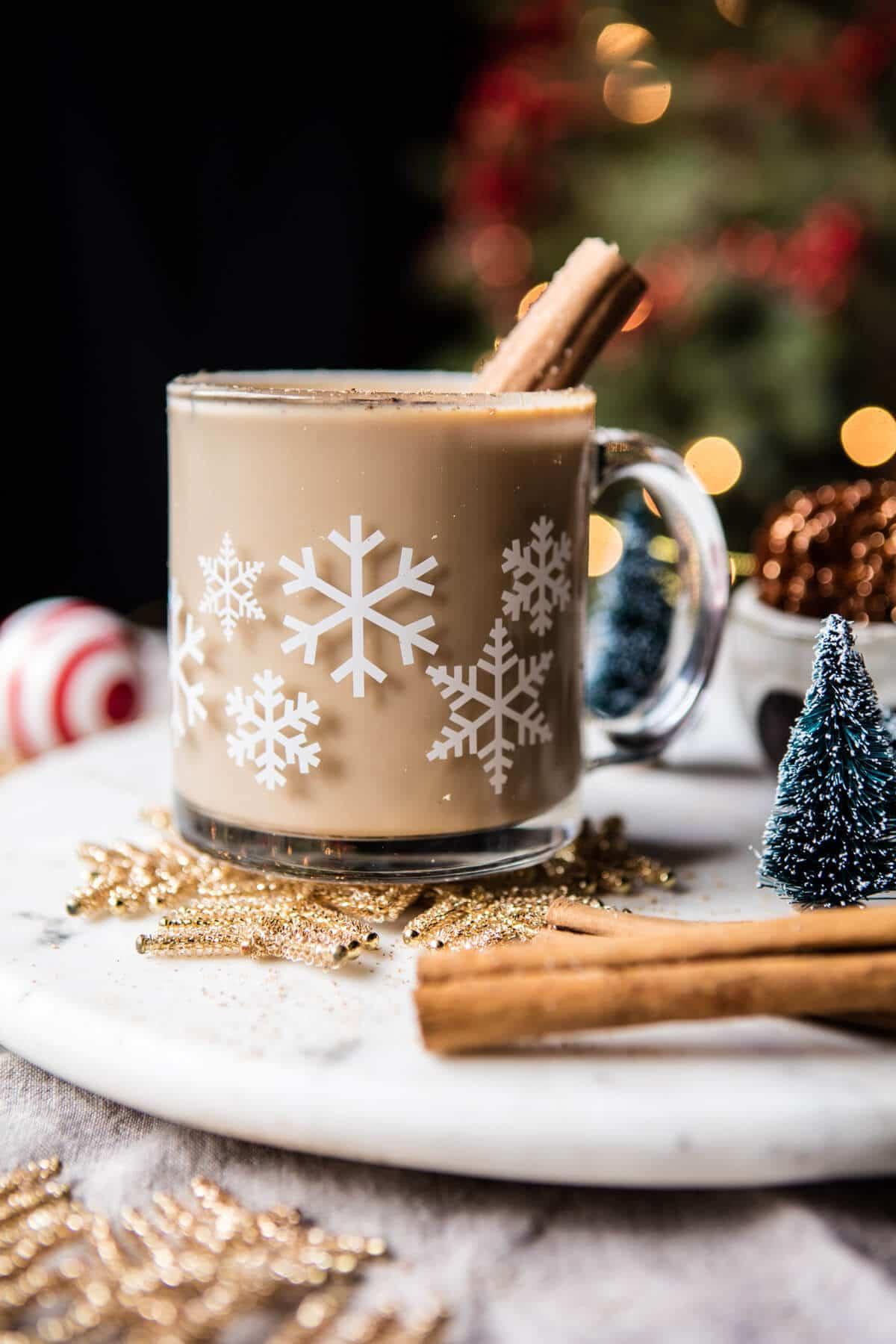 Santa's Nightcap | halfbakedharvest.com @hbharvest
