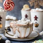 Sugar Cookie Hot Chocolate.
