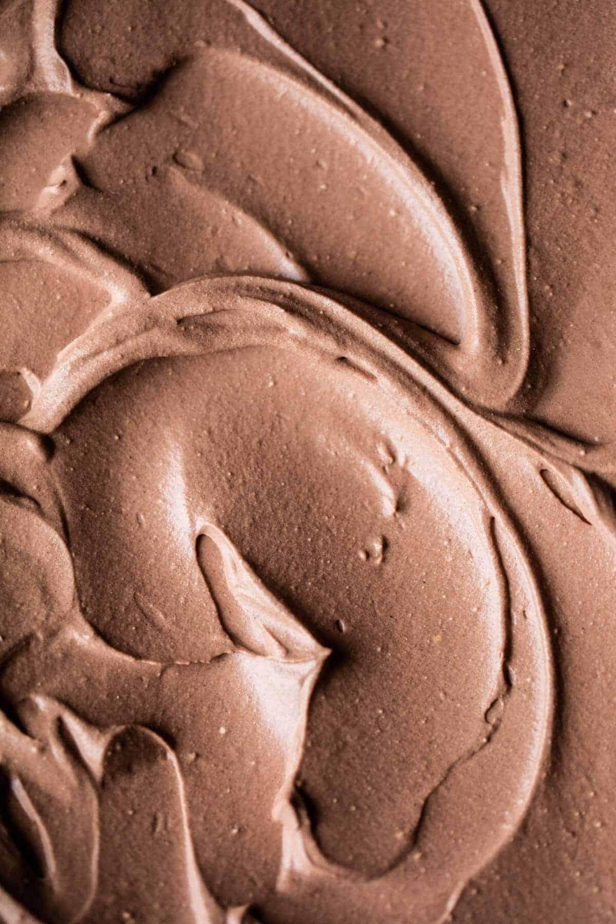 Chocolate Lovers Greek Yogurt Chocolate Mousse Cake | halfbakedharvest ...