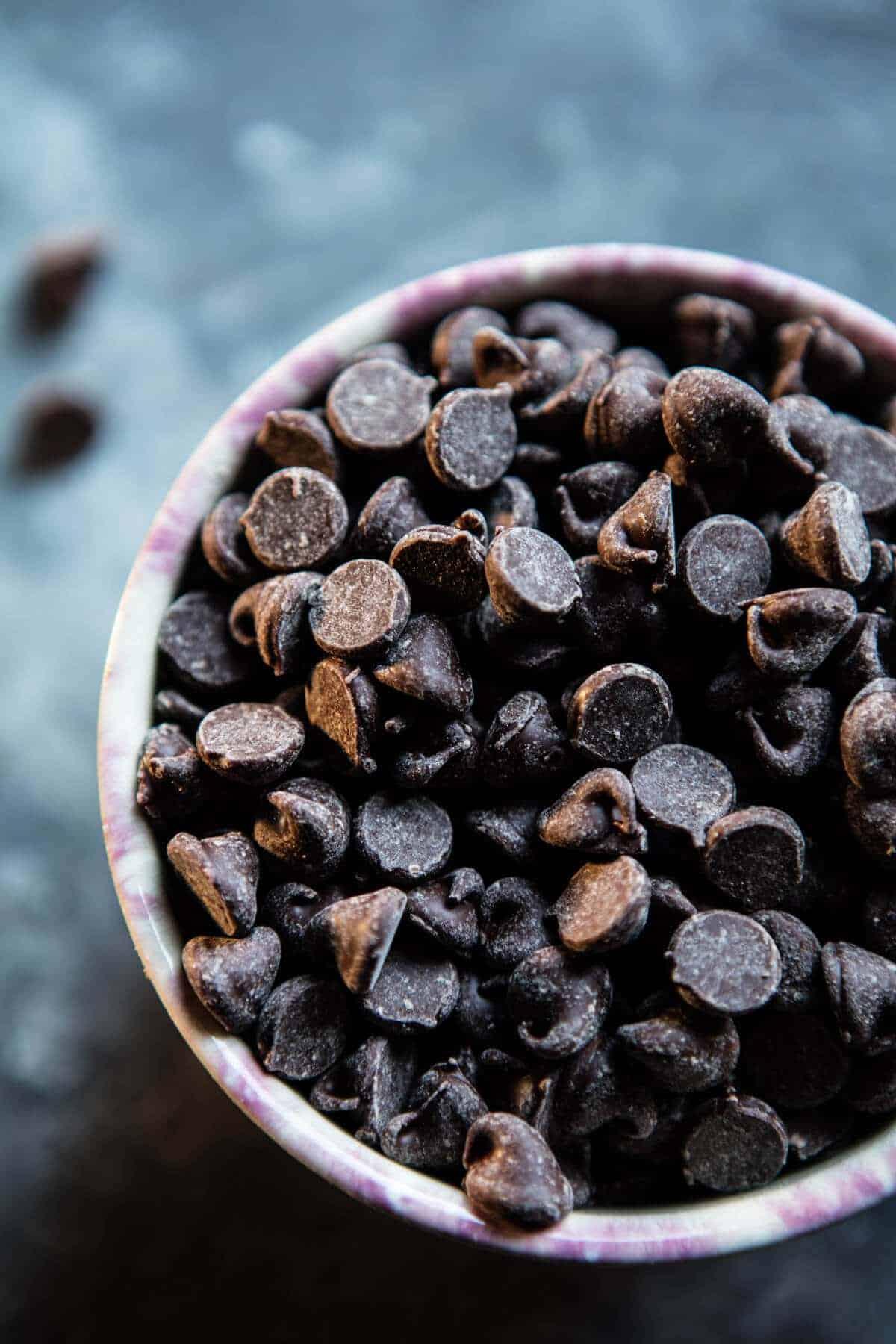 Nourishing 7 Ingredient Chocolate Chip Ricotta Banana Bread | halfbakedharvest.com @hbharvest