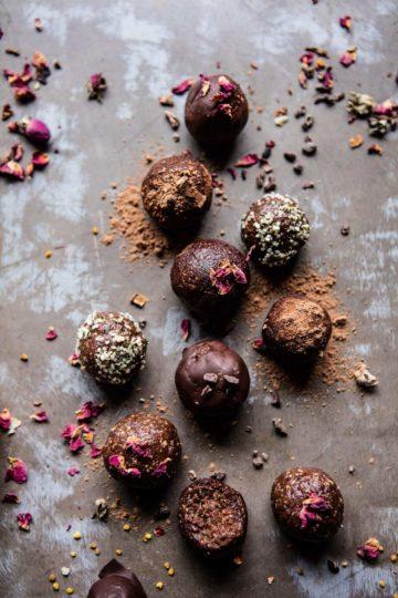 Winter Bliss Balls | halfbakedharvest.com @hbharvest