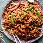 Singapore Sweet Potato Noodles.