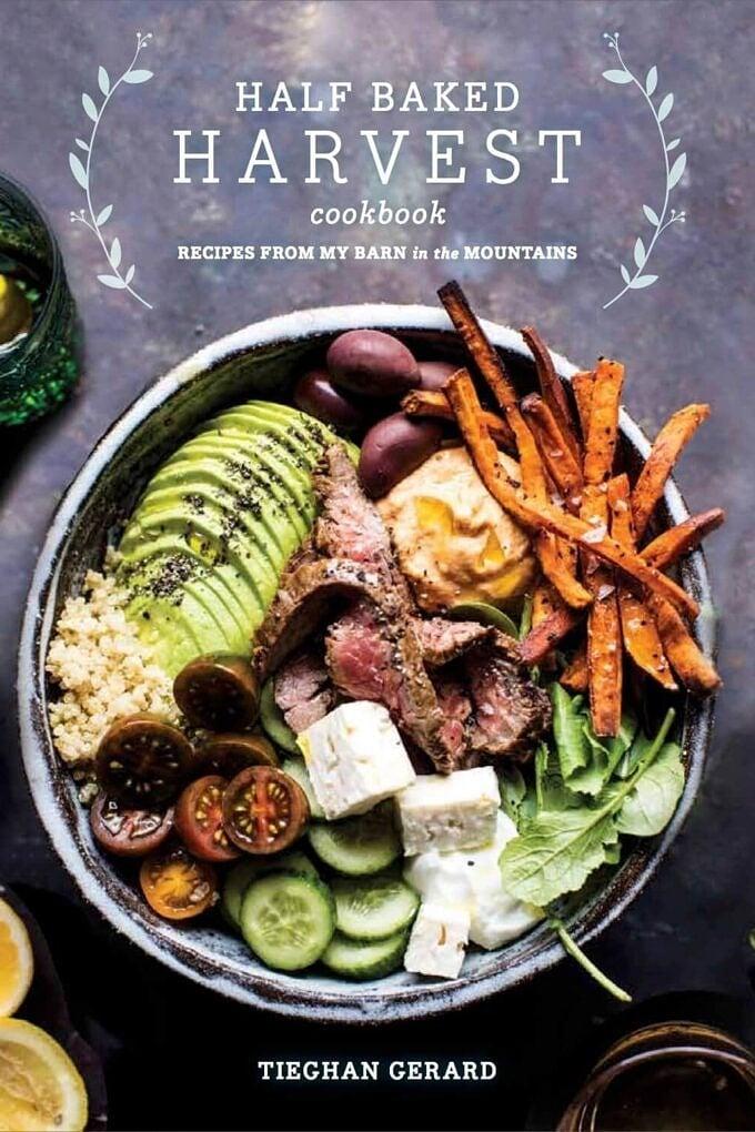 Half Baked Harvest Cookbook Cover | halfbakedharvest.com @hbharvest