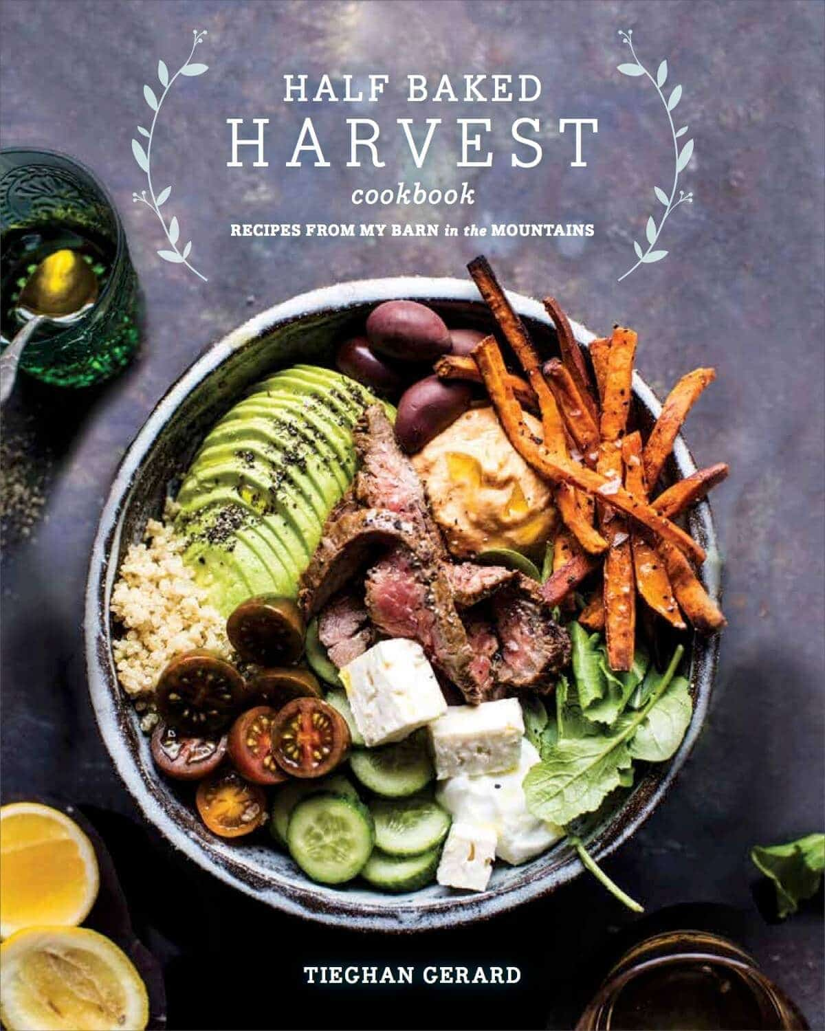 The Half Baked Harvest Cookbook: Cover Reveal and a Giveaway! | halfbakedharvest.com @hbharvest