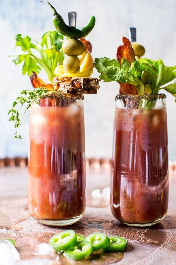Jalapeno Bloody Mary | halfbakedharvest.com @hbharvest