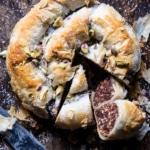 Moroccan Chocolate Almond Phyllo Cake | halfbakedharvest.com @hbharvest