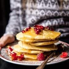Moroccan Pancakes (Beghrir).