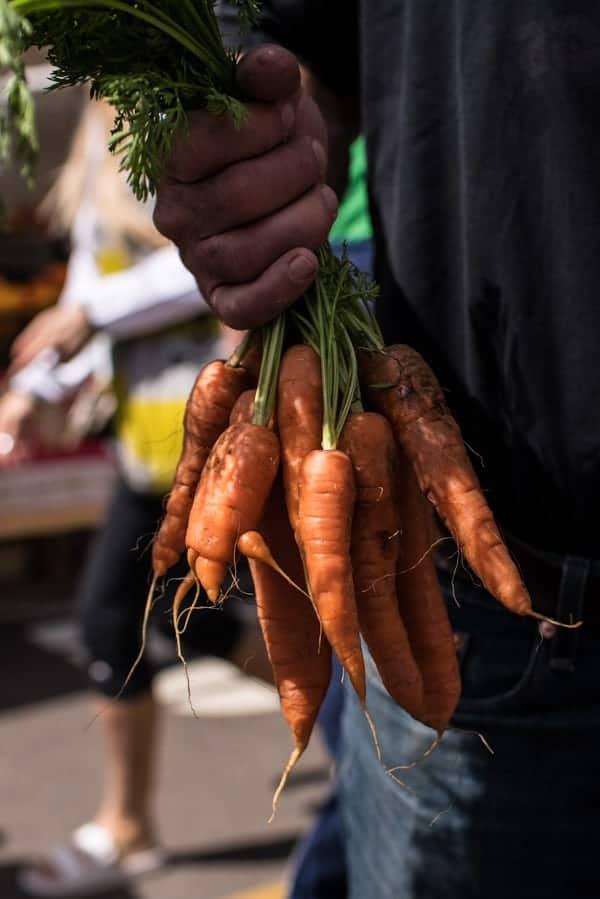 Raw Carrots | halfbakedharvest.com @hbharvest