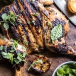 Lemon and Oregano Grilled Chicken.