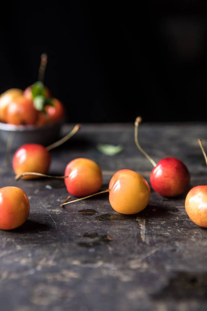 Bourbon Cherry Old Fashioned | halfbakedharvest.com @hbharvest