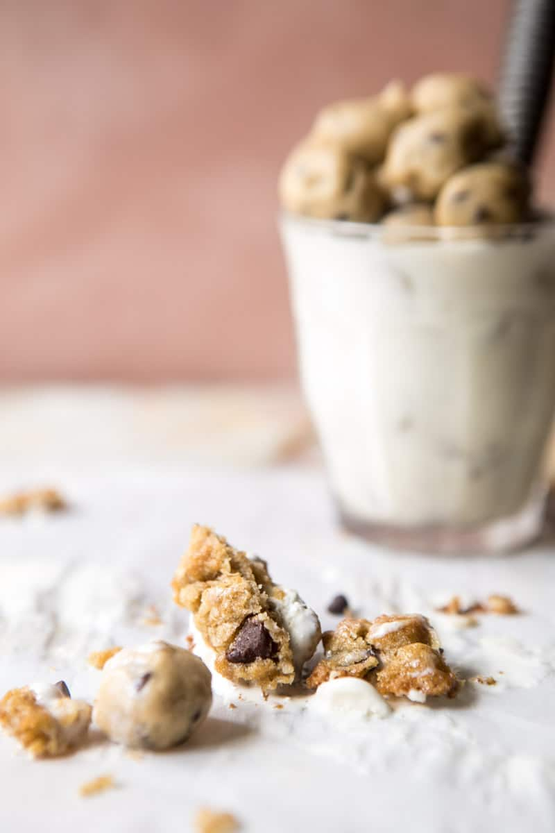 Brown Sugar Oatmeal Cookie, Cookie Dough Ice Cream Sandwiches | halfbakedharvest.com @hbharvest
