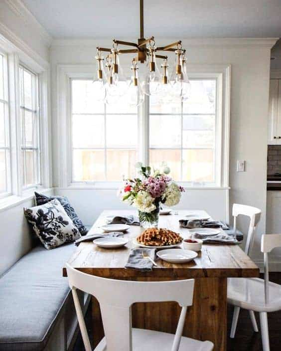 Dinning Room via @parkandoak