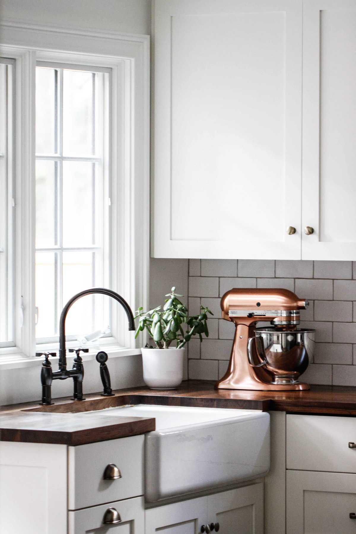 Kitchen Sink via @parkandoak
