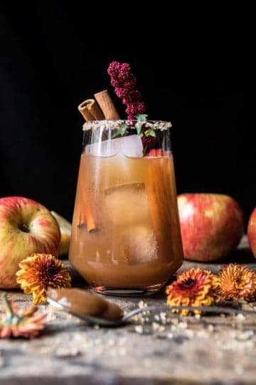 Apple Butter Old Fashioned.