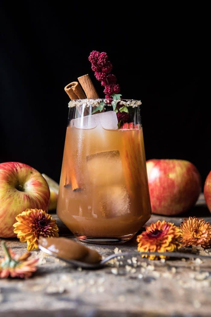 Apple Butter Old Fashioned | halfbakedharvest.com @hbharvest