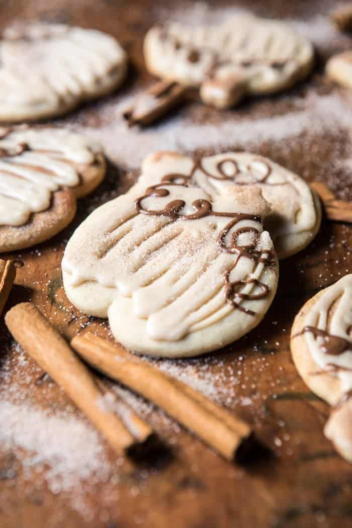 Cinnamon Spiced Sugar Cookies with Browned Butter Frosting ...