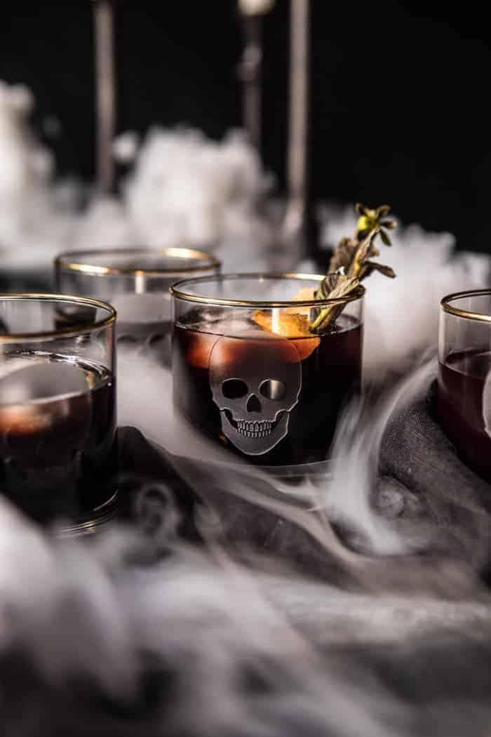 Death Eater Negroni | halfbakedharvest.com @hbharvest