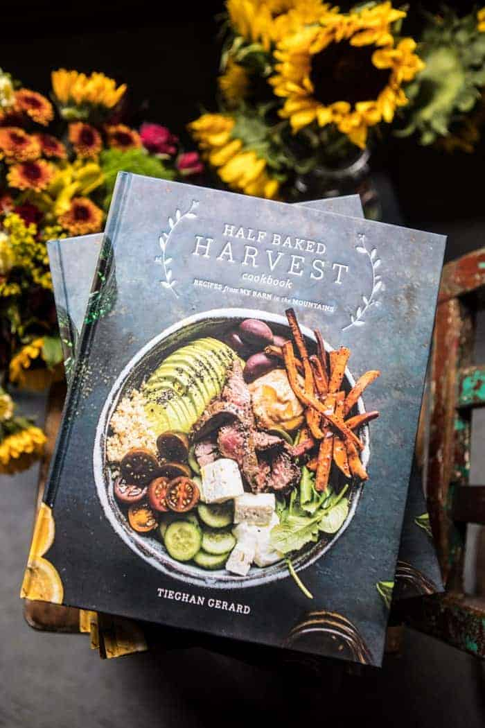 The Half Baked Harvest Cookbook- The Cookbook Is Here and Giveaways | halfbakedharvest.com @hbharvest