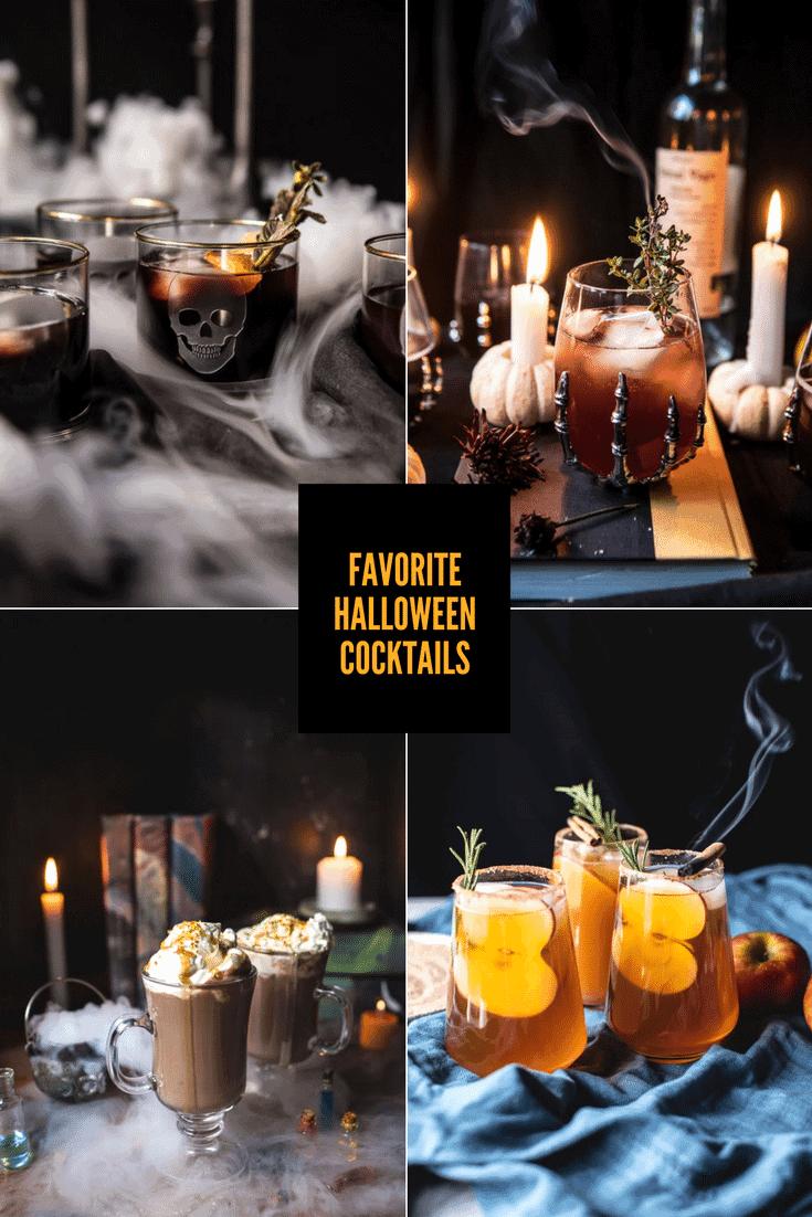 Halloween Cocktails } halfbakedharvest.com @hbharvest