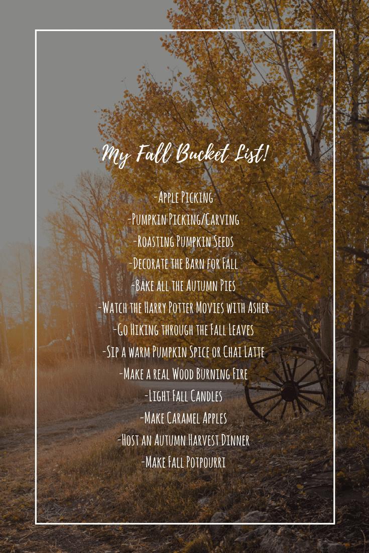My Fall Bucket List | halfbakedharvest.com @hbharvest