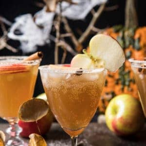 Haunted Orchard Cocktail.