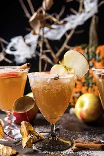 Haunted Orchard Cocktail | halfbakedharvest.com @hbharvest