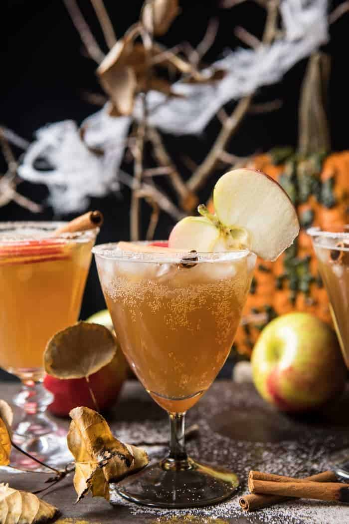 Haunted Orchard Cocktail | halfbakedharvest.com @hbharvest
