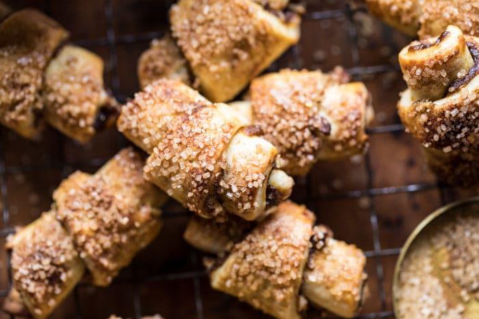 Pumpkin Butter Rugelach Cookies | halfbakedharvest.com @hbharvest