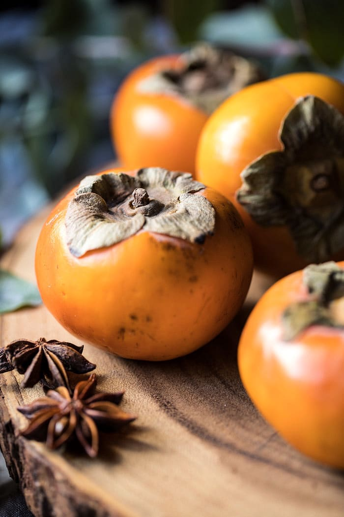 Spiced Persimmon Bourbon Old Fashioned | halfbakedharvest.com @hbharvest