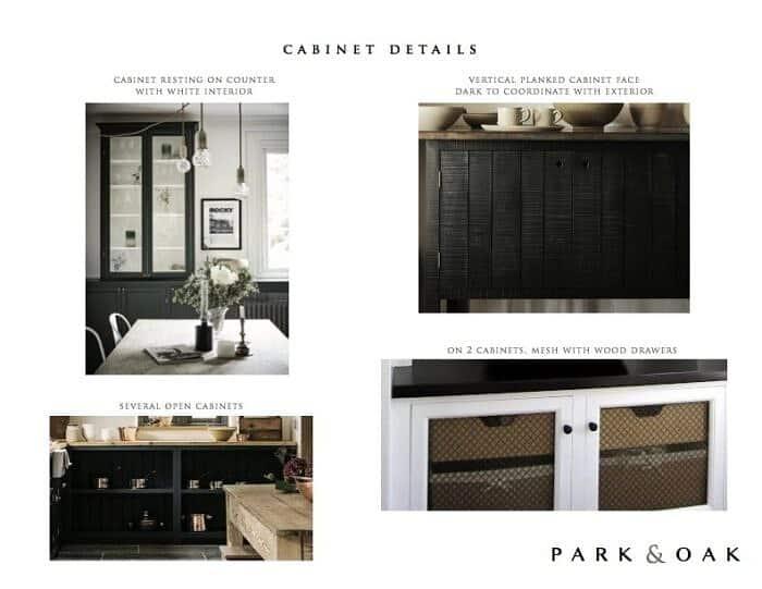 Studio Barn Kitchen cabinets | halfbakedharvest.com @hbharvest