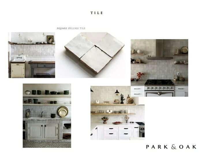 Studio Barn Kitchen Backsplash | halfbakedharvest.com @hbharvest