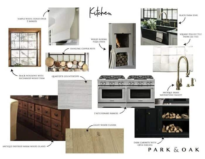 Studio Barn Kitchen Mood Board | halfbakedharvest.com @hbharvest
