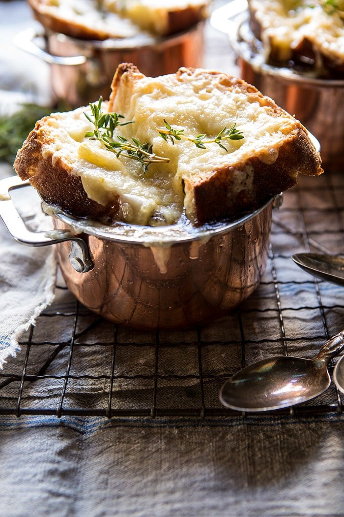 French Onion Potato Soup | halfbakedharvest.com @hbharvest