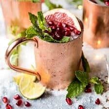 Frosty's Frosted Moscow Mule.