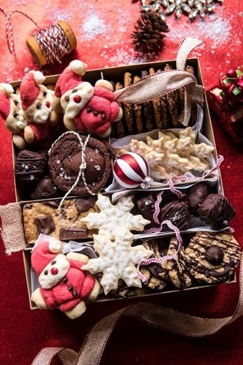 How To Create the Best Holiday Cookie Box.