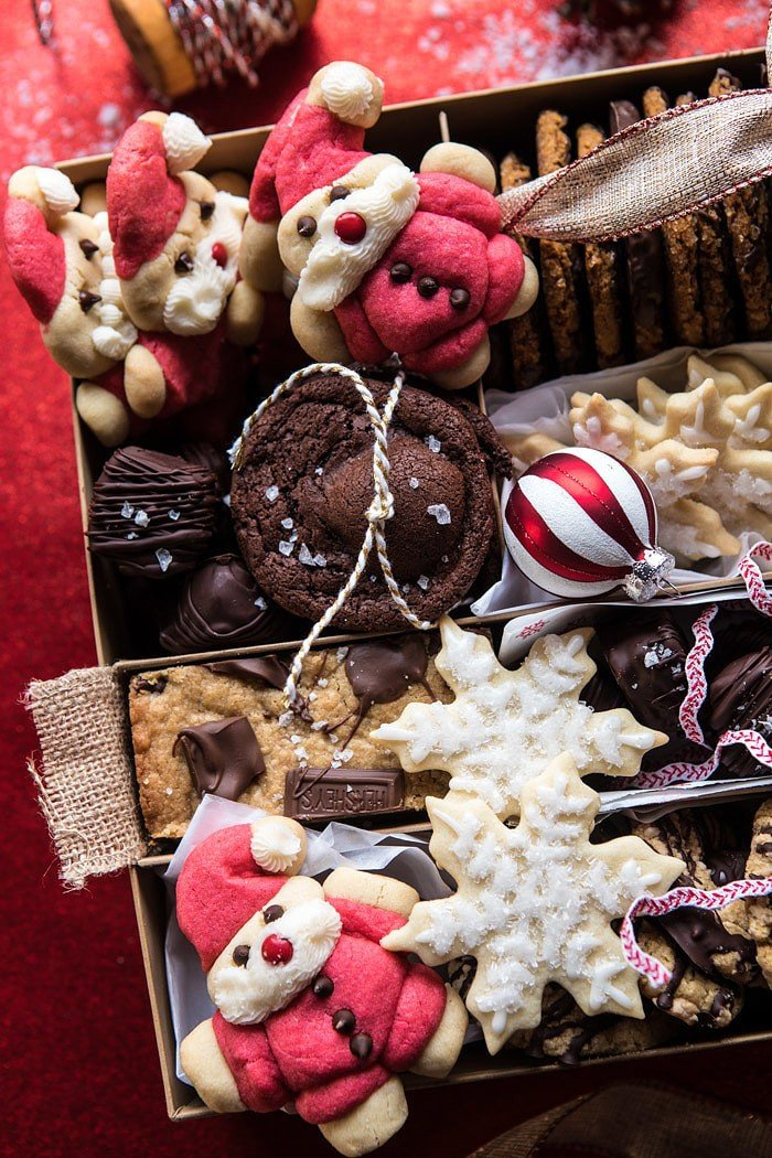 How To Create The Best Holiday Cookie Box Half Baked Harvest