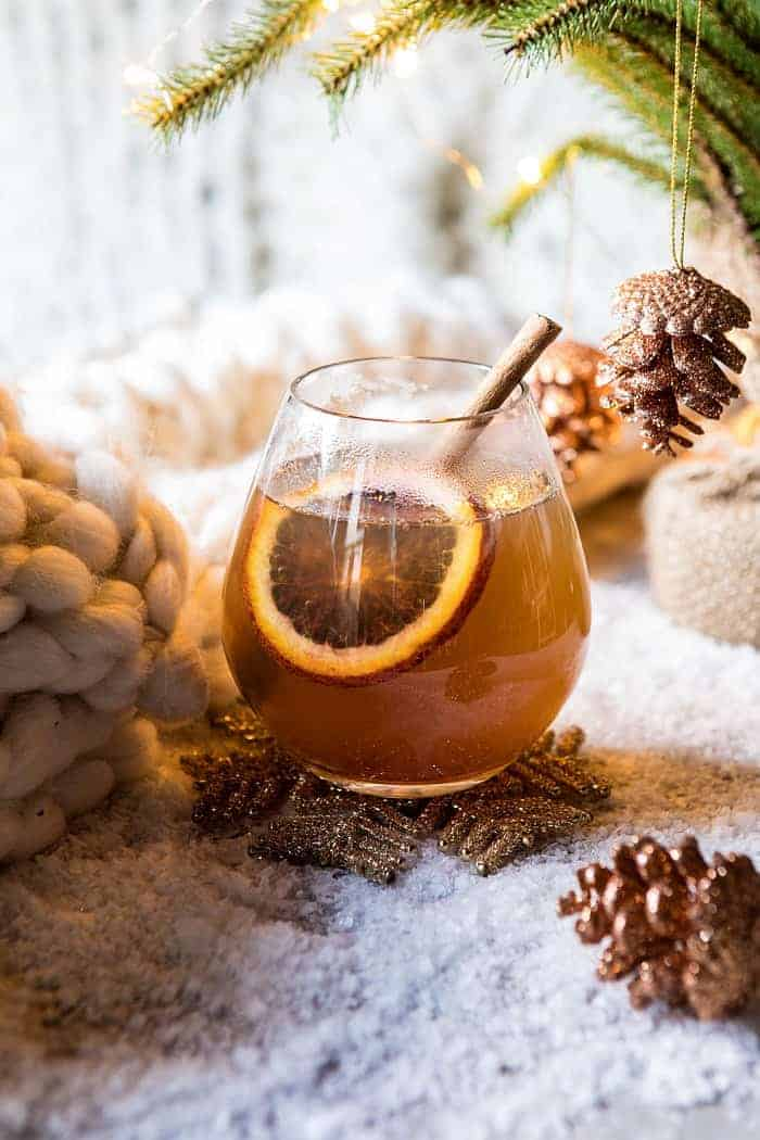 Naughty and Nice Cinnamon Toddy | halfbakedharvest.com @hbharvest