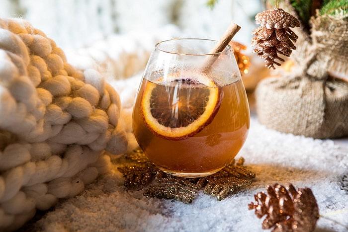 Naughty and Nice Cinnamon Toddy | halfbakedharvest.com @hbharvest
