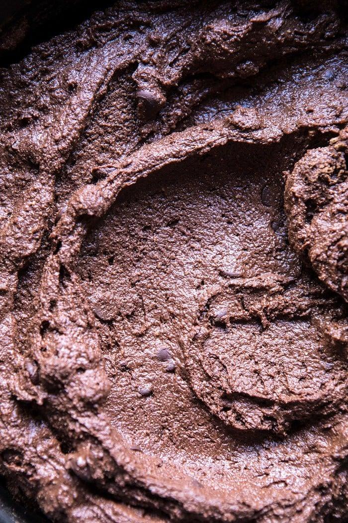 Extra Fudgy Ricotta Brownies | halfbakedharvest.com @hbharvest