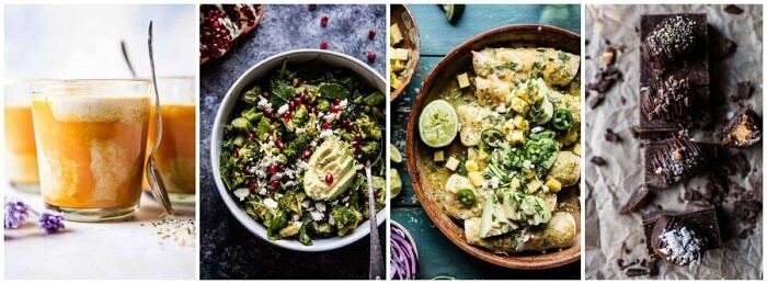 7 Day Healthy Eating Meal Plan | halfbakedharvest.com @hbharvest