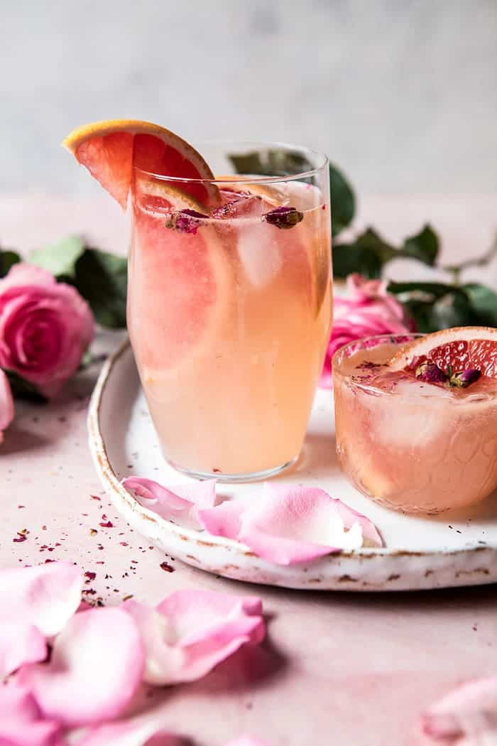 Rose and Ginger Paloma.