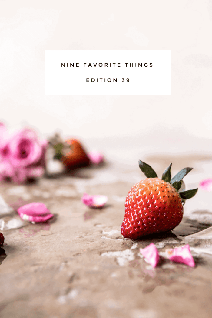 Nine Favorite Things | halfbakedharvest.com @hbharvest