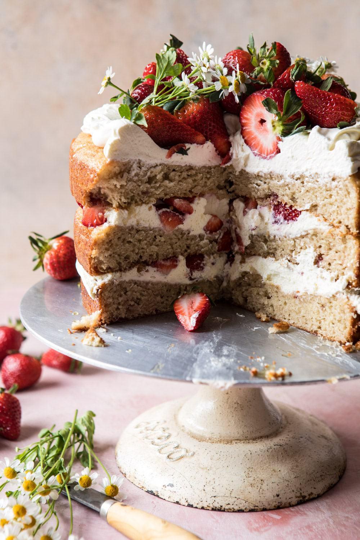 Beehive Cake - Cooking on the American Riviera - Santa Barbara