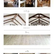 The HBH Studio Barn: Office.