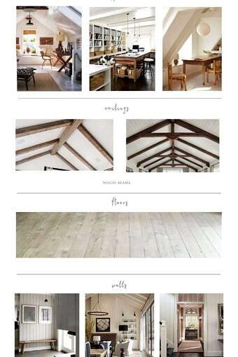 The HBH Studio Barn: Office | halfbakedharvest.com