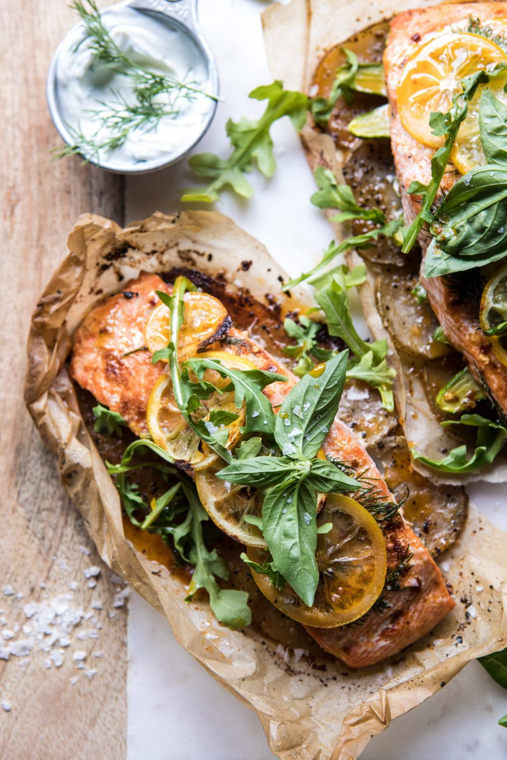 The Easiest, Most Delicious Parchment-Baked Halibut Youll Ever Make